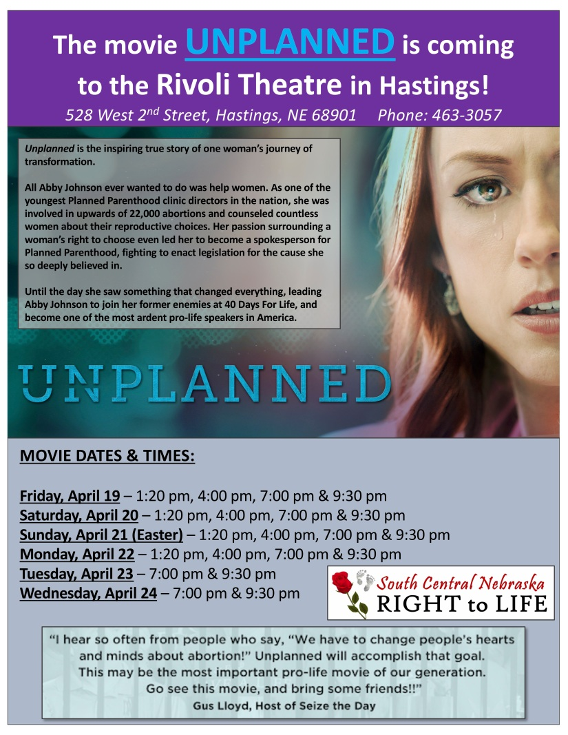 The UNPLANNED Movie